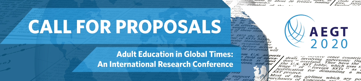 Adult Education in Global Times: An International Research