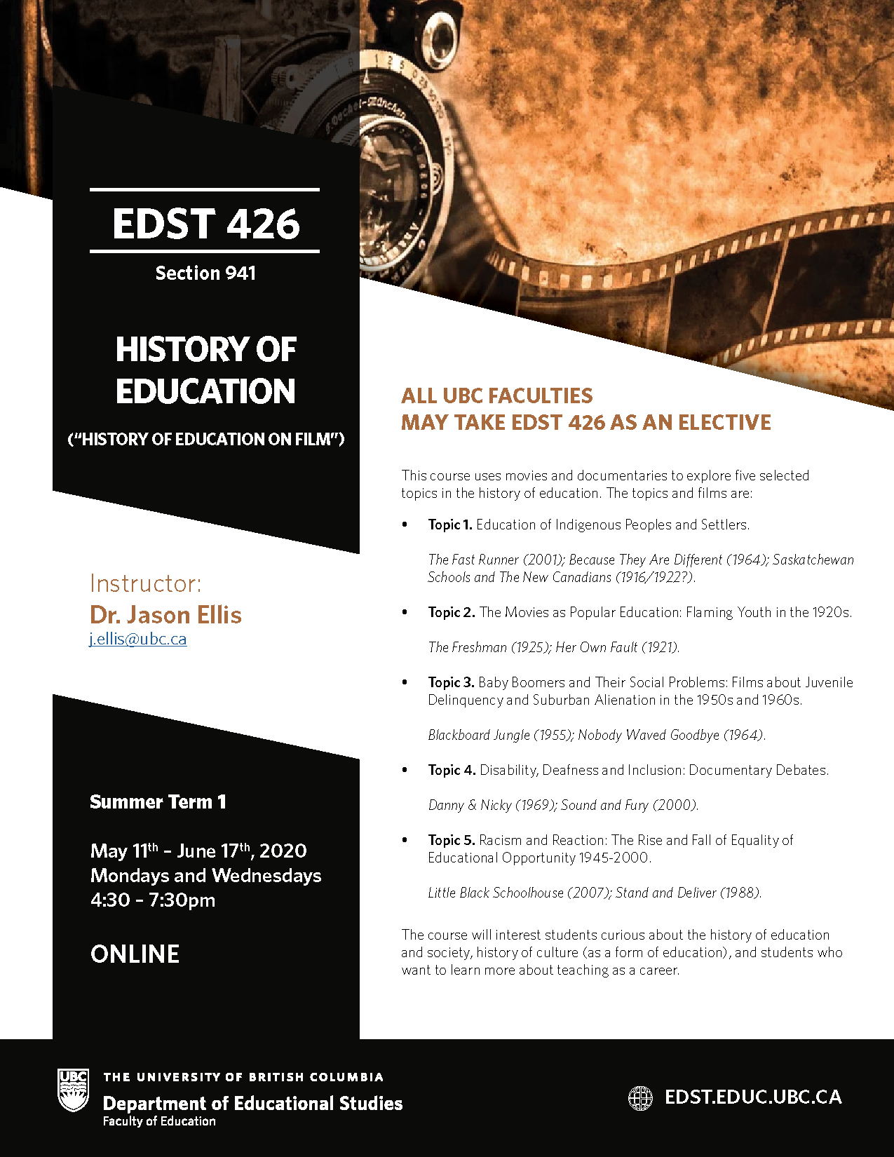 EDST 426